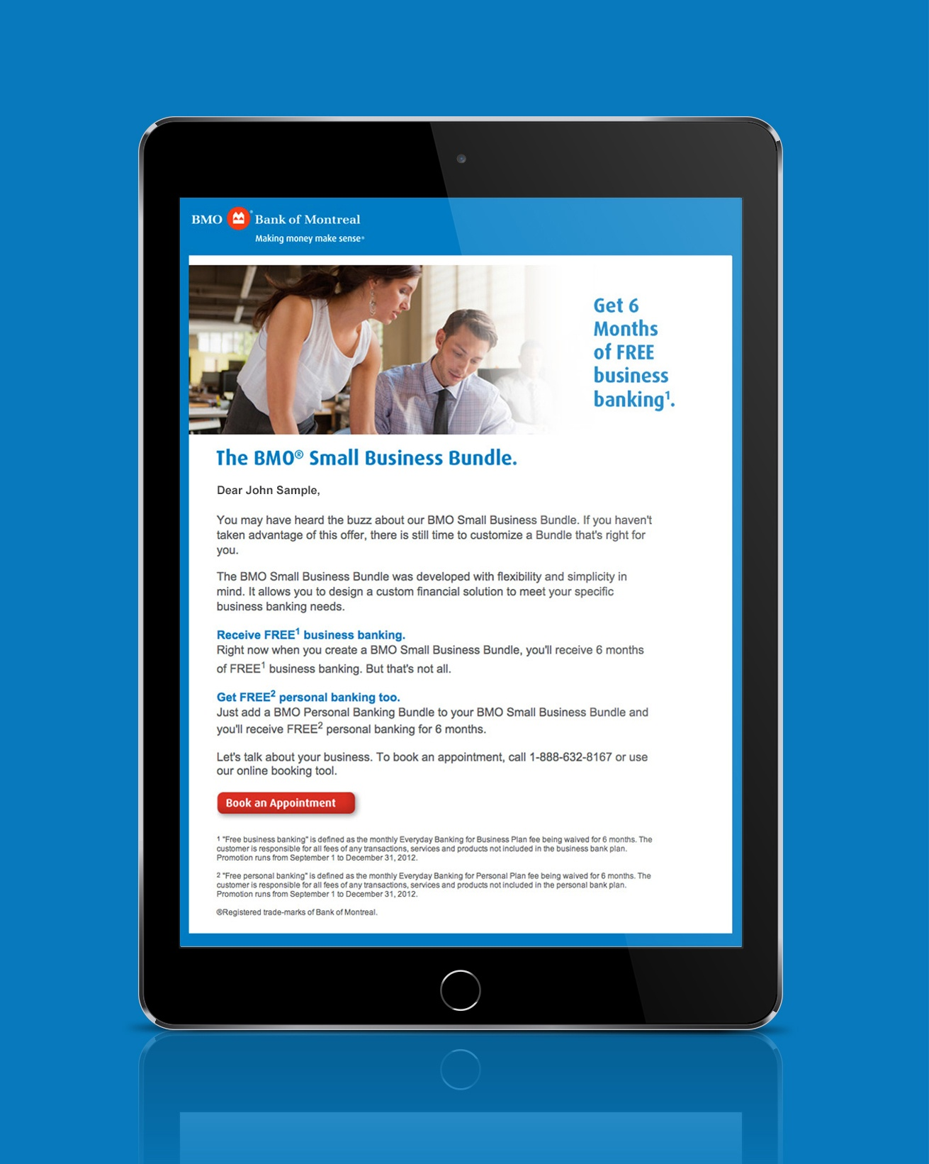 bmo small business plan