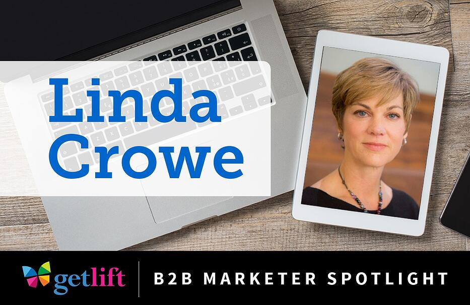 Linda Crowe VP of Digital Marketing Solutions at Brightcove