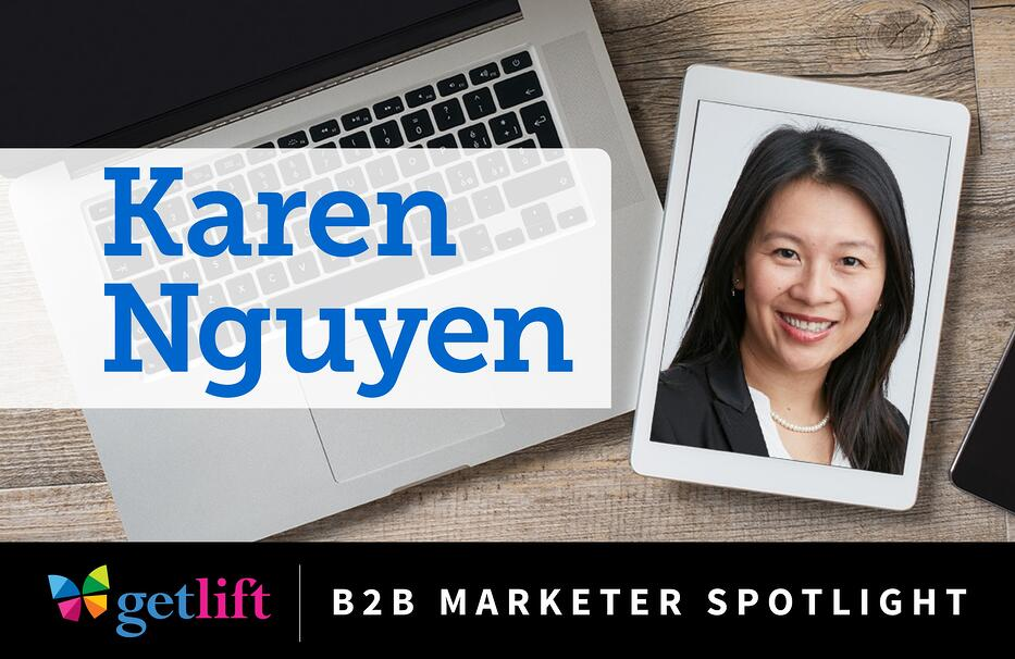 B2B Marketer Spotlight: Karen Nguyen, Director of Channel Marketing at Rogers Communications